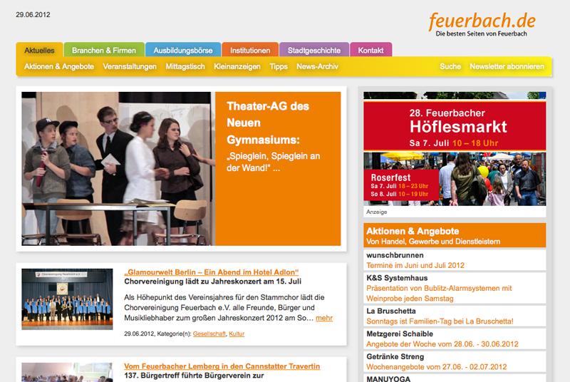 schmidtroeder Projektagentur für Konzept und Design ...